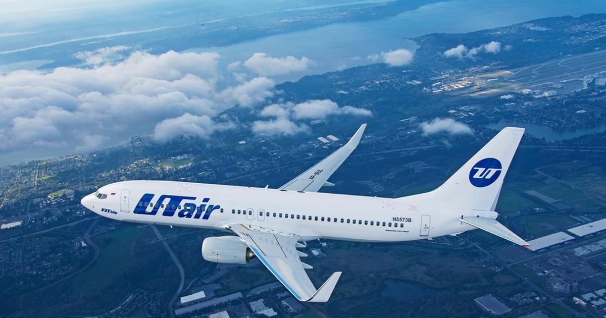 Utair вводит новые рейсы в Сочи из четырех городов России