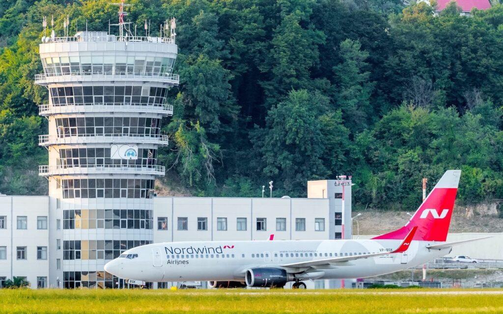 Авиакомпания Nordwind открыла продажу авиабилетов в Сочи на летний сезон 2021 года